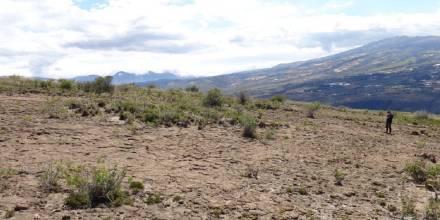 Geología y Agricultura / Foto Cortesia: IIGE