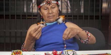 Zamora Chinchipe celebra la fiesta de Pachamama Raymi - Foto: El Comercio