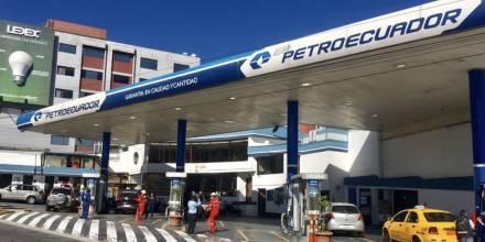 El precio de diésel subió este mes / foto cortesía Petroecuador