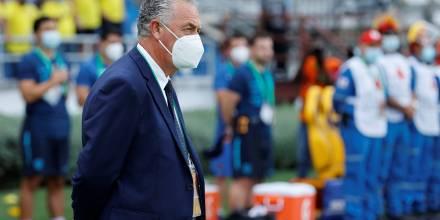 Ecuador se enfrenta ante México con un equipo renovado / Foto: EFE