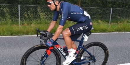 Richard Carapaz y Geraint Thomas liderarán el equipo Ineos en el Tour/ Foto: EFE