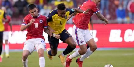 La Selección nuevamente dejó escapar puntos en Quito  / Foto: EFE