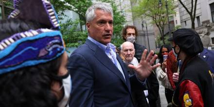 Donziger, el enemigo de Chevron, es declarado culpable de desacato / Foto: Bloomberg