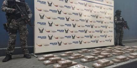 La Policía decomisa 133 kilogramos de cocaína camino a Europa / Foto: Google Images
