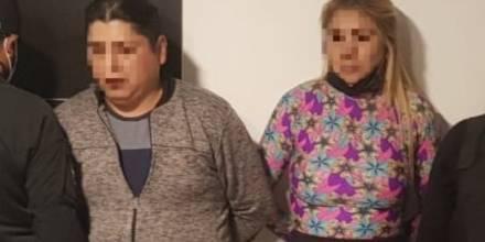 La Policía rescató a dos menores en caso de pornografía infantil en Quito / Foto: cortesía Policía Nacional