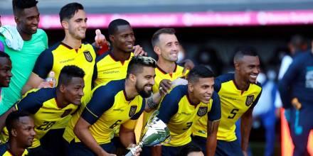 Ecuador superó 2-1 a Bolivia en partido amistoso / Foto: EFE