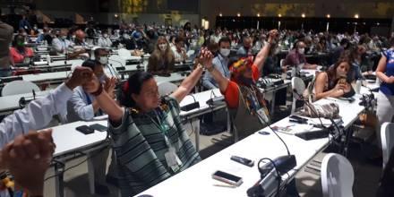 El Congreso de la UICN aprueba proteger el 80 % de la Amazonía para 2025 / Foto: cortesía UICN
