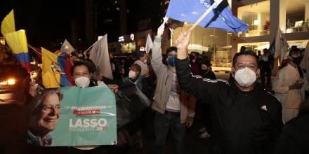 Líderes latinoamericanos felicitan a Lasso por su victoria / Foto: EFE