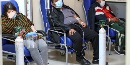 Ecuador suma 356 nuevos casos de covid-19 y acumula 514.087 contagios / Foto: EFE