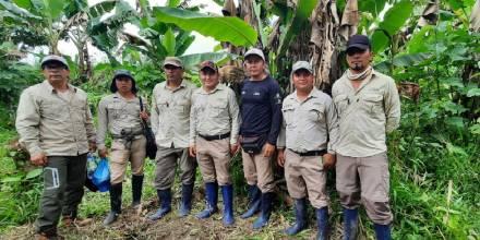 El conflicto territorial entre comunidades indígenas en la Reserva Cuyabeno concluyó / Foto cortesía MAAE