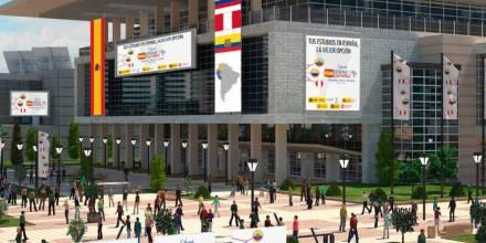 Feria virtual Estudiar en España se presentará en Ecuador / Foto: EFE