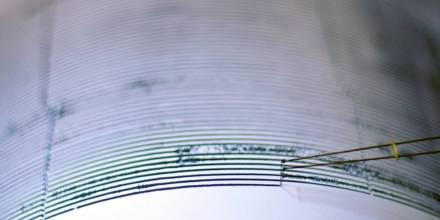 Detectan enjambre de sismos en la zona marina frente a las costas de Manabí/ Foto: EFE