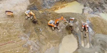 4 de las 25 concesiones mineras suspendidas se encuentran en la Amazonía/ Foto: Ministerio de Ambiente