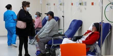 Ecuador suma 1.940 nuevos contagios y totaliza 346.817 casos de covid-19 / Foto: EFE