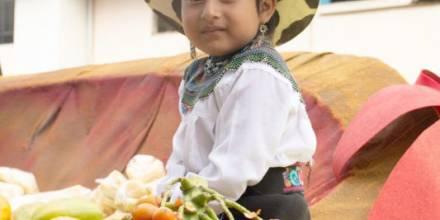 Fiesta cultural de la chonta y la culebra en el cantón Nangaritza - Foto: El Mercurio