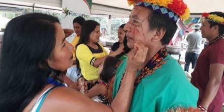 Nacionalidad Siekopai lucha por cuidar tradición - Foto: El Universo
