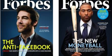La revista Forbes tendrá una edición en Ecuador / foto cortesía Forbes
