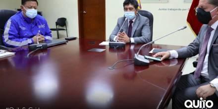 Quito solicita nuevo estado de excepción de 15 días después de las elecciones / Foto: EFE