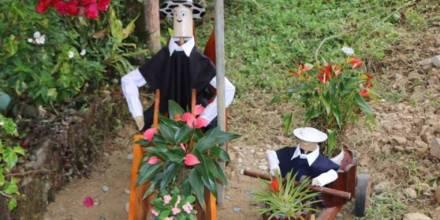 Zamora celebra la fiesta del florecimiento o Sisay Pacha - Foto: Expreso
