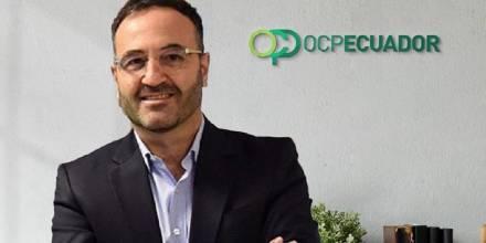 Argentino Jorge Vugdelija asume la presidencia de OCP Ecuador / Foto: cortesía OCP