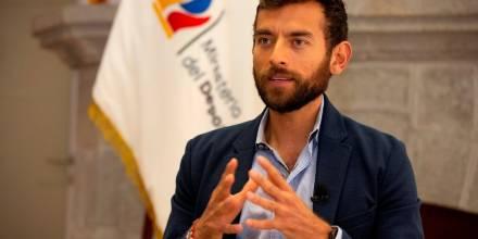 Ecuador llevará a los Juegos de Tokio a un récord histórico de deportistas/ Foto: EFE
