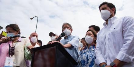 Unidad, economía y salud, los retos que esperan a Guillermo Lasso / Foto: EFE