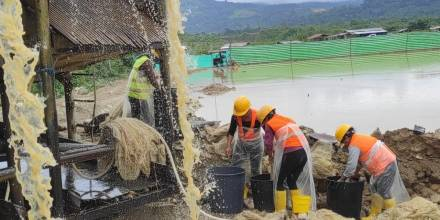 Minería, un desafío para la mujer ecuatoriana/ Foto: IIGE
