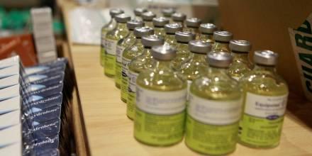 Ecuador quiere adherirse a convenio contra la falsificación de medicamentos / Foto EFE