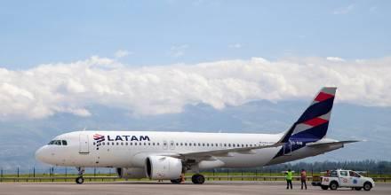 Dos aerolíneas vuelan actualmente entre Quito y El Coca / Foto: cortesía Latam