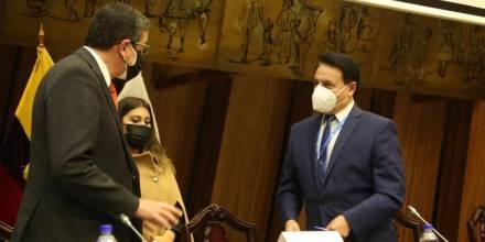Íñigo Salvador dio detalles de las acciones de repetición en el caso Perenco/ Foto: cortesía Procuraduría