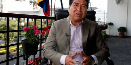 Jorge Yunda fue destituido como alcalde de Quito/ Foto: EFE