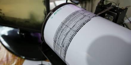 Sismo de 4,15 grados se registró en Manabí / Foto: EFE
