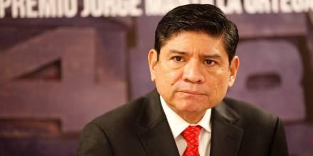 Carlos Jijón asume la vocería de la presidencia / Foto: EFE