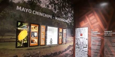 Réplica de vasija de hace 5.000 años se exhibirá en el museo belga del chocolate / Foto: cortesía Cancillería