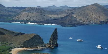 El turismo a Galápagos bajó un 73 % durante 2020 / Foto EFE