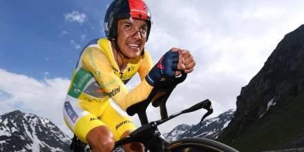 Ciclismo: Ecuador subió al podio en Suiza y Guatemala/ Foto: cortesía Richard Carapaz