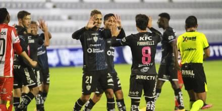 Lluvia de goles en el campeonato nacional / Foto: Cortesía de Independiente del Valle