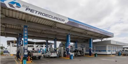 La gasolina Extra ahora cuesta $ 2.09/ Foto: cortesía Petroecuador)