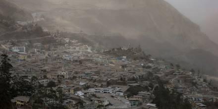 La UE destina 117.000 dólares en ayuda por erupción del Sangay / Foto: EFE