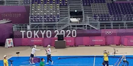 Continúa el éxodo de deportistas ecuatorianos de Tokio / Foto: cortesía Ministerio de Deportes