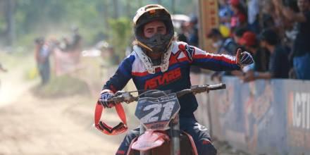Ecuador se coronó campeón latinoamericano de motocros / Foto: Diario Los Tiempos de Bolivia