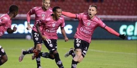 Independiente continúa en el primer puesto de la clasificación, tres más que Emelec y 9 de Octubre. / Foto: EFE