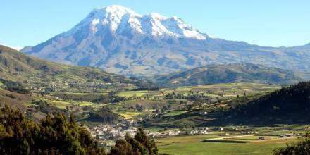 Los Andes rotaron en Ecuador 20 grados en los últimos 10 millones de años / Foto: Google Images