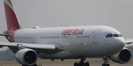 Iberia retoma sus vuelos a Guayaquil / Foto: EFE