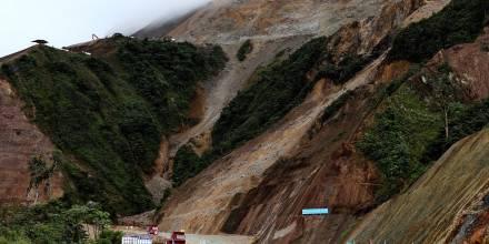 Minería generó 374 millones en inversión al país durante el 2020 / Foto: EFE