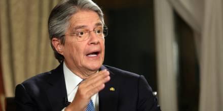 Lasso anuncia reformas tributaria y laboral para estabilizar la economía / Foto: EFE