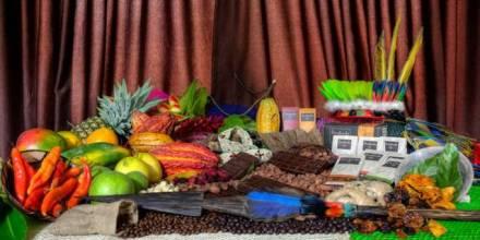 Los cofanes aún utilizan productos que se encuentran en el sector - Foto: La Hora