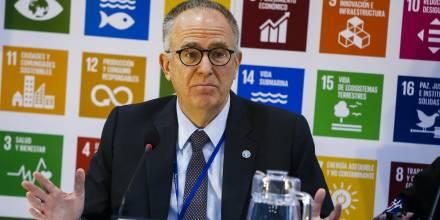 La FAO firma acuerdo para celebrar en Ecuador su conferencia regional de 2022 / Foto: EFE
