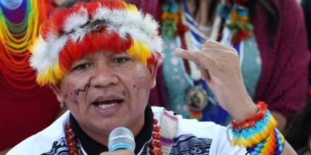 Indígenas de la Amazonía sufren una muerte cada dos días y exigen garantías / Foto: EFE