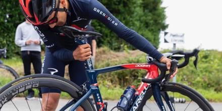 Richard Carapaz va tras el Tour de Francia/ Foto: cortesía Richard Carapaz
